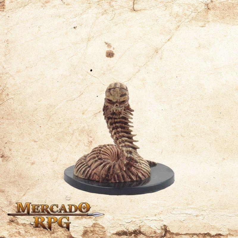 Bone Naga - Com carta  - Mercado RPG