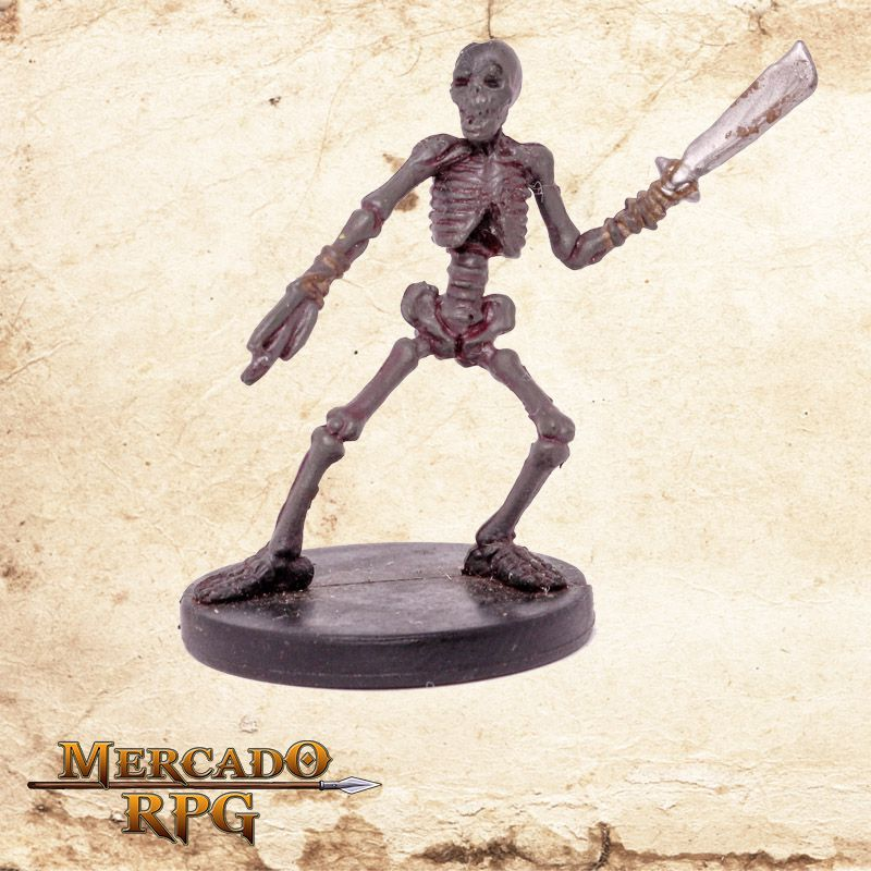 Boneshard Skeleton  - Mercado RPG