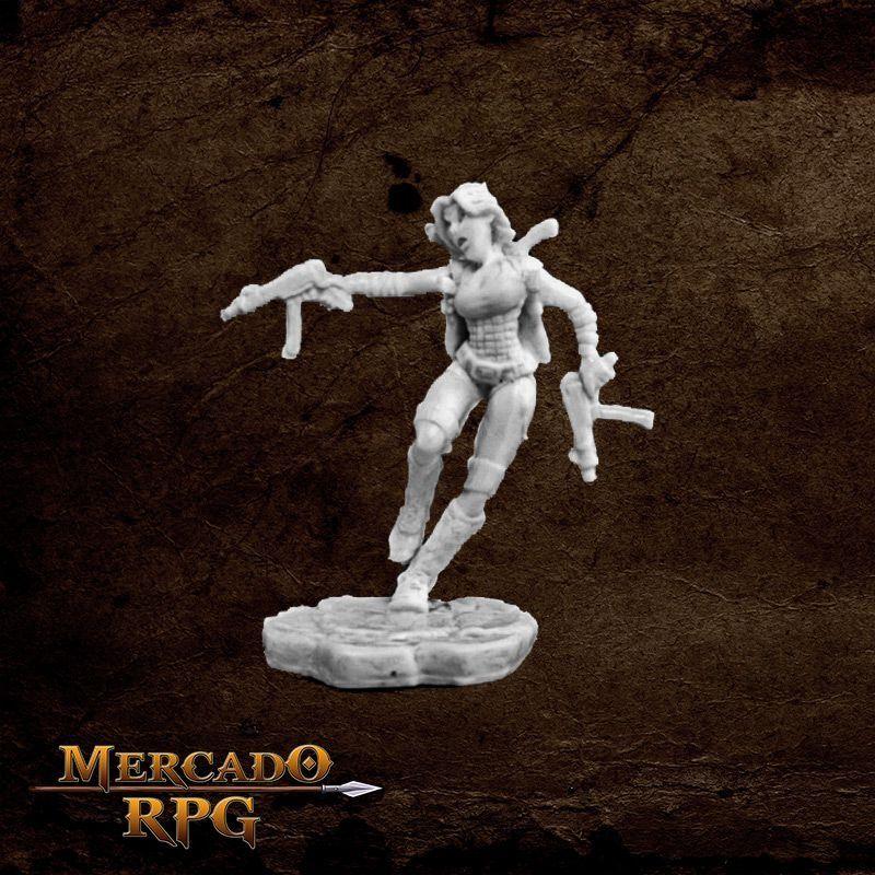 Bonnie  - Mercado RPG