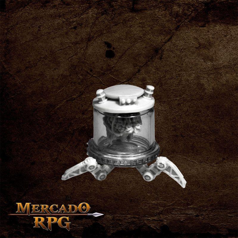 Brain In a Jar  - Mercado RPG