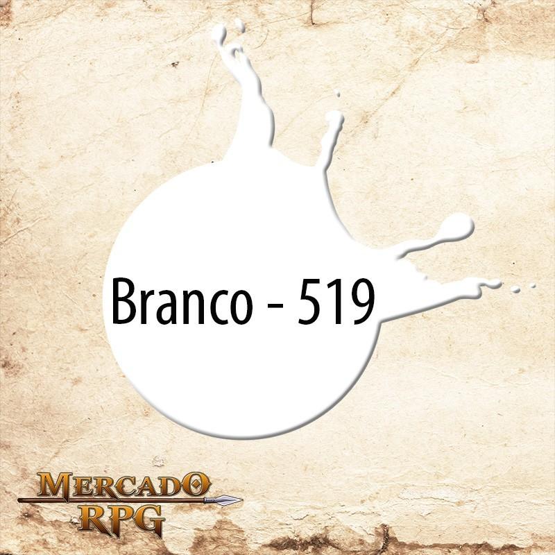 Branco 519 - Tinta Acrílica Fosca Nature Colors 60ml - Acrilex - RPG