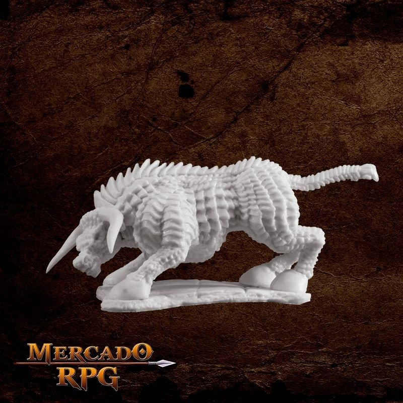 Brass Bull  - Mercado RPG