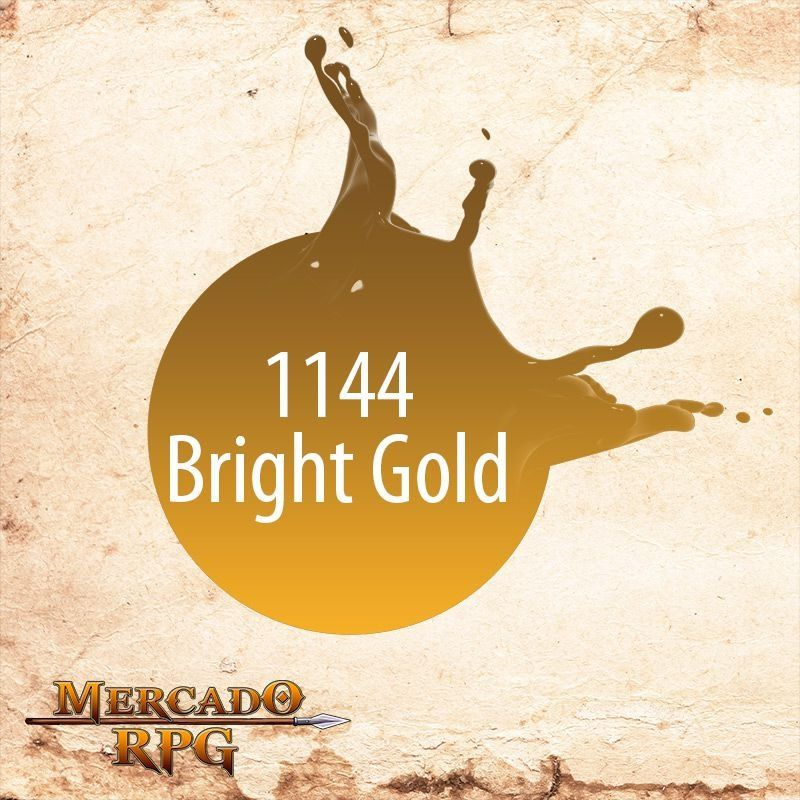 Bright Gold 1144  - Mercado RPG