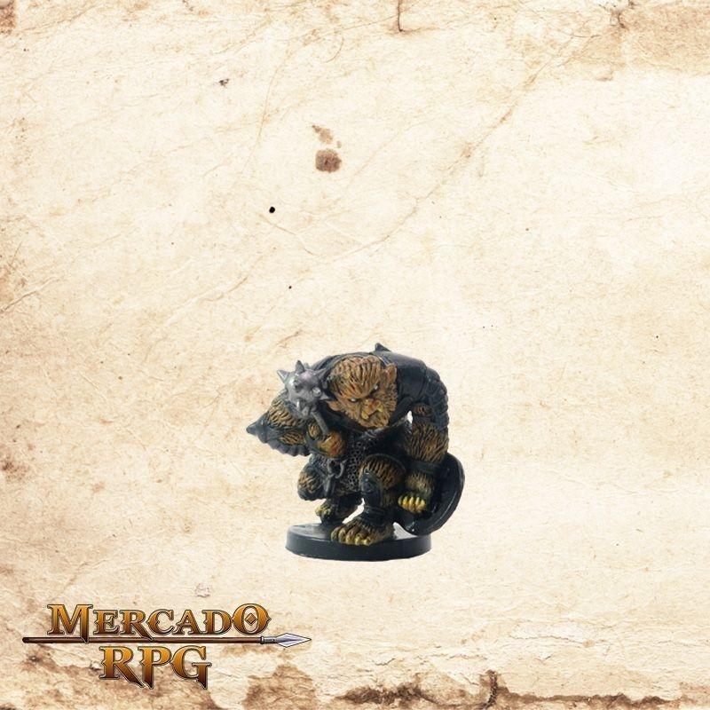 Bugbear Footpad - Com carta  - Mercado RPG