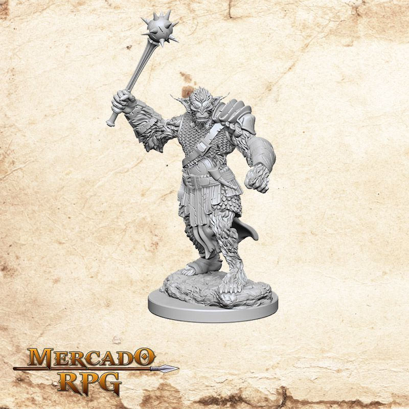 Bugbears Fighter B  - Mercado RPG