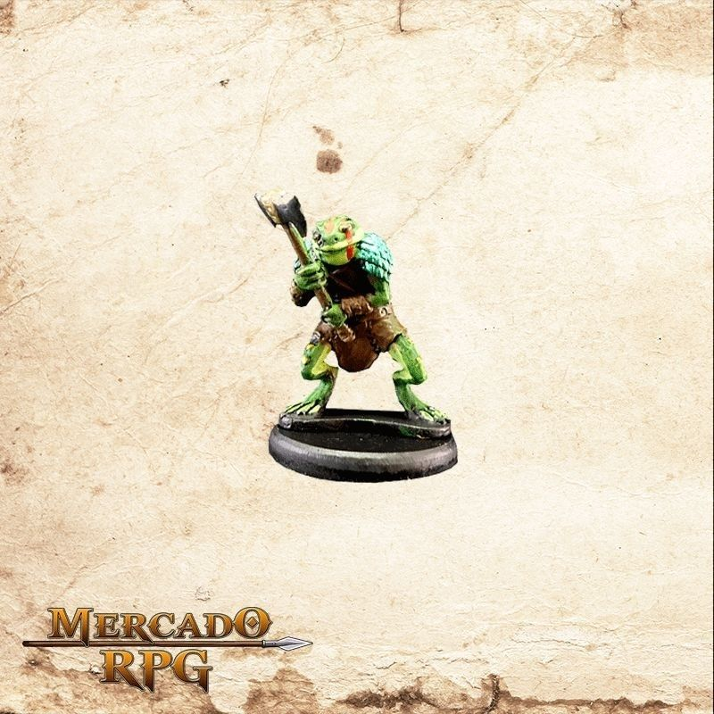 Bullywug - Machado   - Mercado RPG