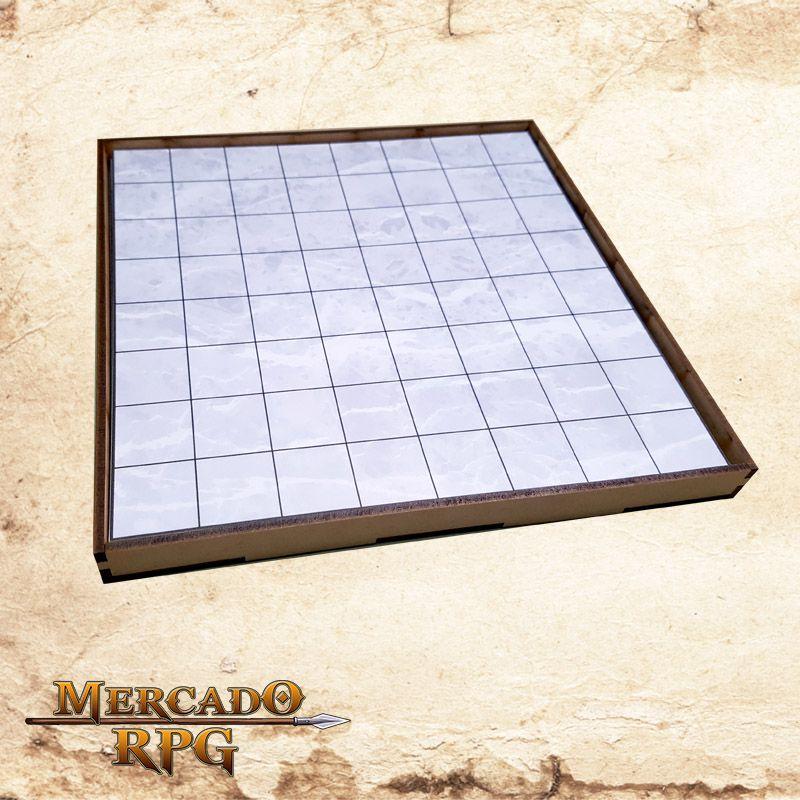 Caixa para Grids ( e também Bandeja de dados)  - Mercado RPG
