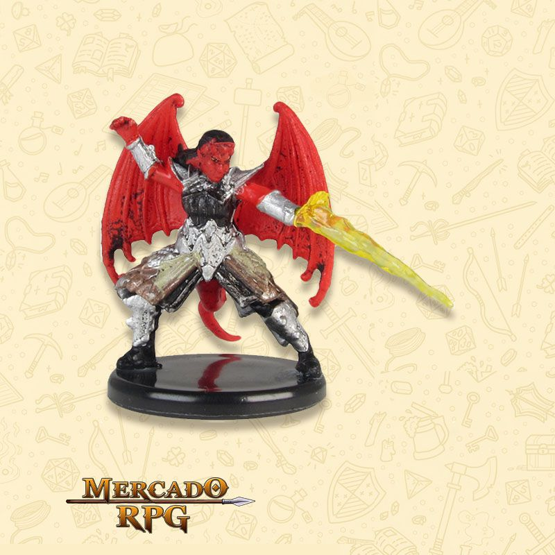 Cambion Devil B - Miniatura RPG  - Mercado RPG