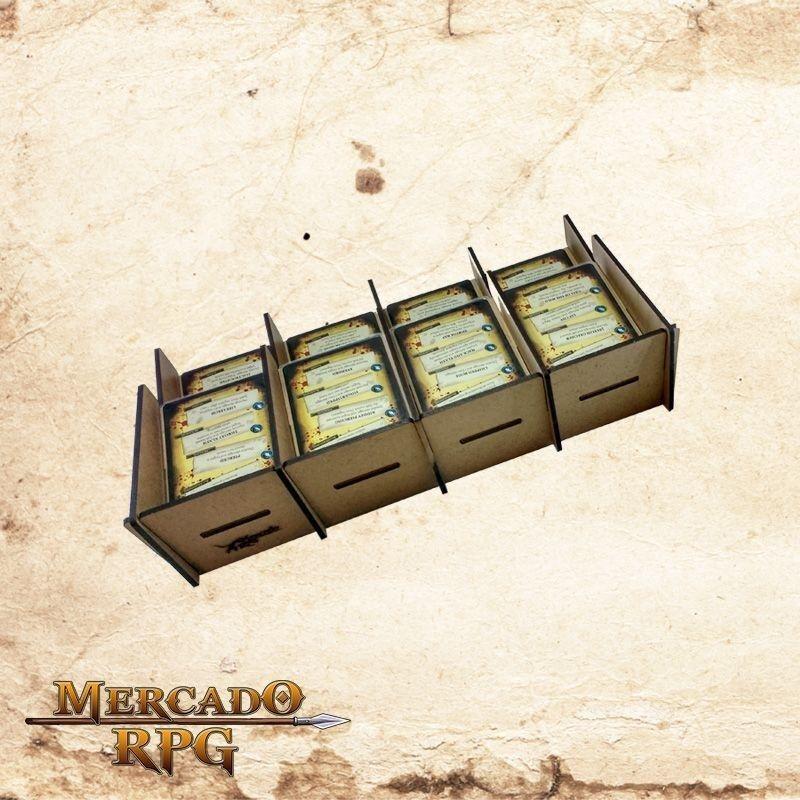 Card Tray 2  - Mercado RPG