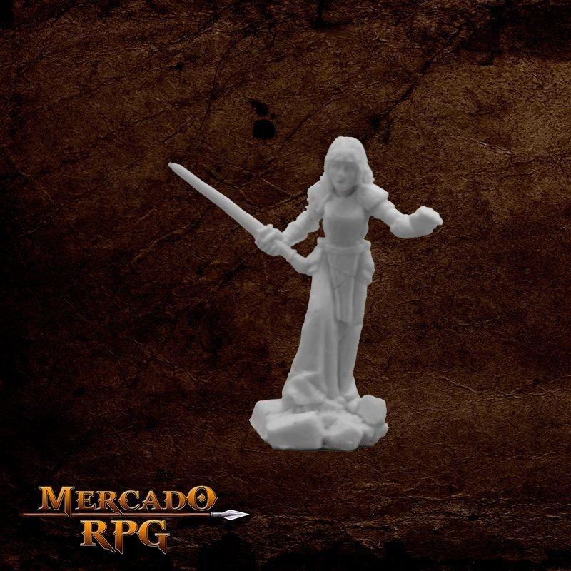 Caryatid Column B - Miniatura RPG