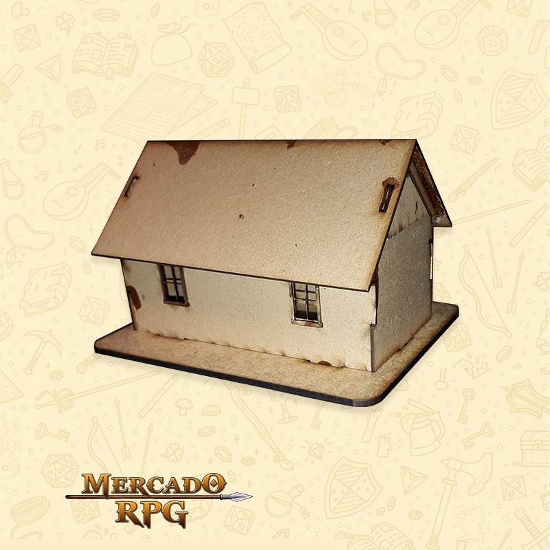 Casa - Cenários MDF - RPG