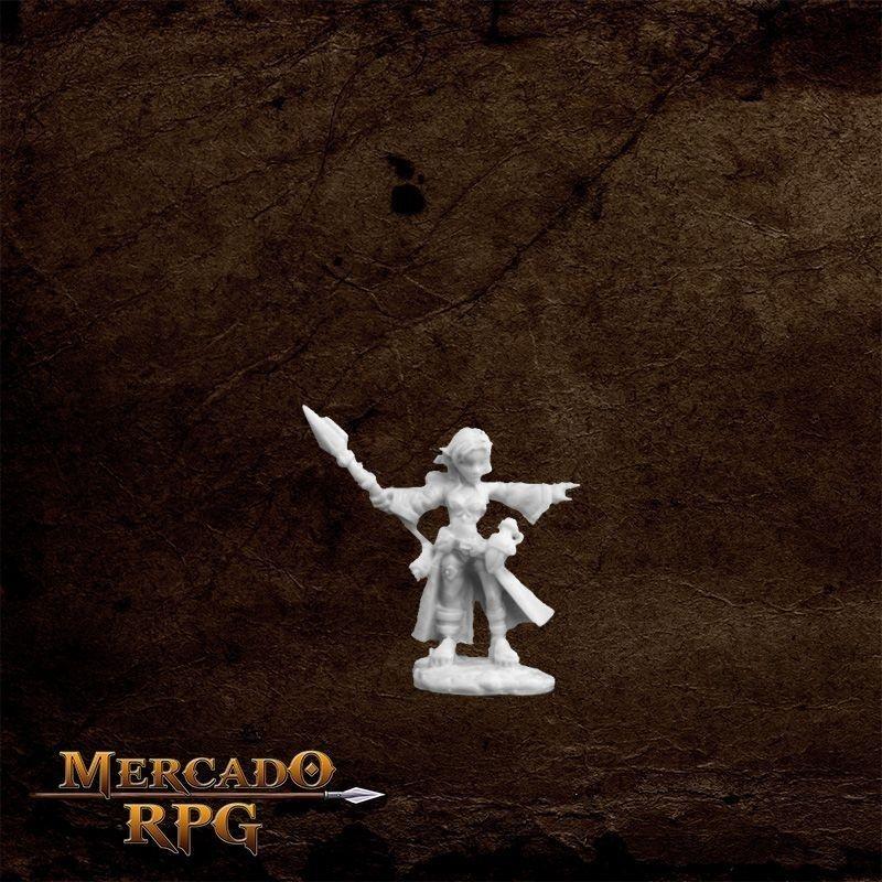 Cassie, Gnome Wizard  - Mercado RPG