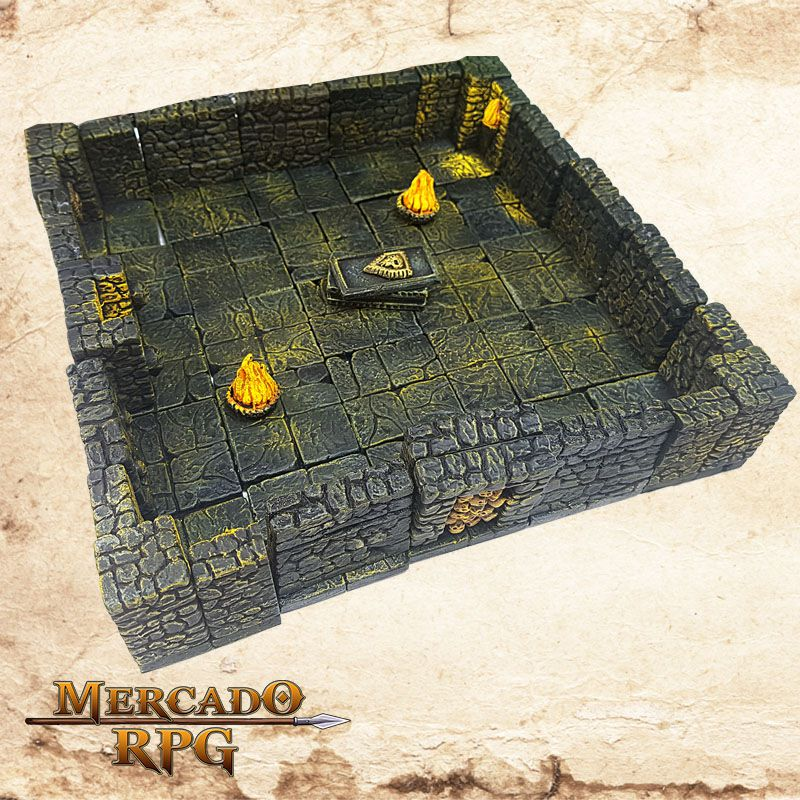 Catacumba - Mercado RPG