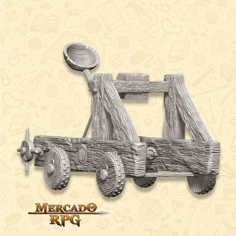 Catapult - Miniatura RPG  - Mercado RPG