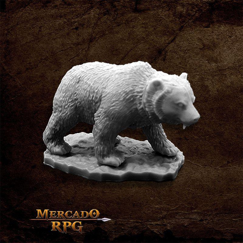 Cave Bear - Miniatura RPG  - Mercado RPG
