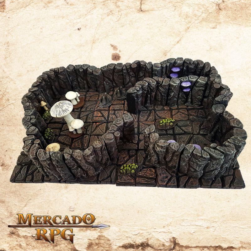 Caverna de Fungos  (Modular)