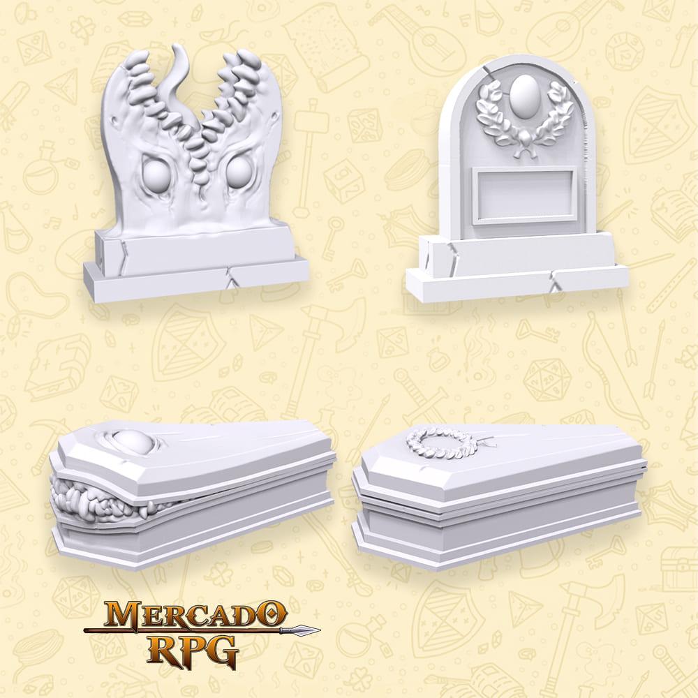 Cemetery Mimic