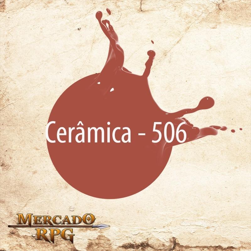 Cerâmica 506 - Tinta Acrílica Fosca Nature Colors 60ml - Acrilex - RPG