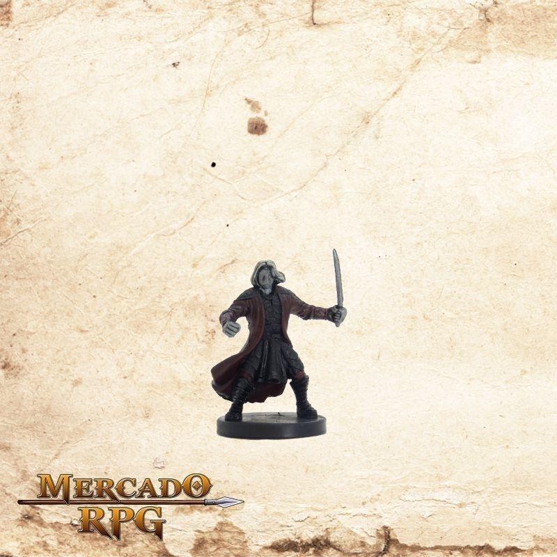 Changeling Rogue - Com carta  - Mercado RPG