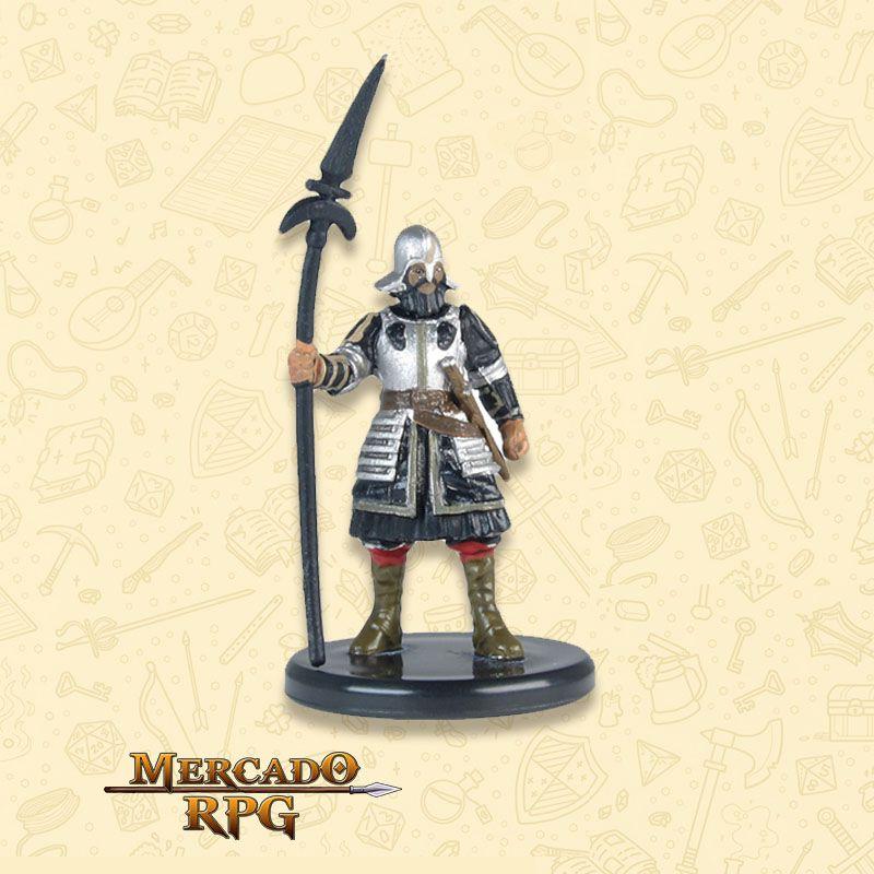 City Guard A - Miniatura RPG  - Mercado RPG