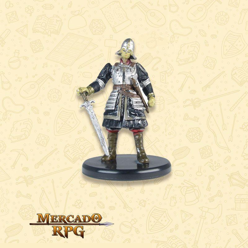 City Guard B - Miniatura RPG  - Mercado RPG