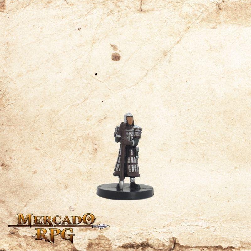City guard - Com carta  - Mercado RPG