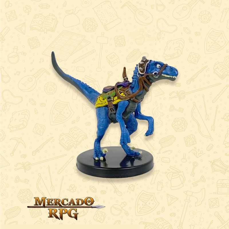 Clawfoot Raptor - Miniatura RPG
