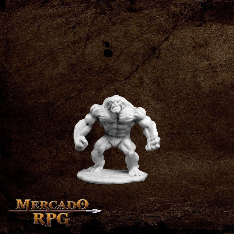 Clay Golem  - Mercado RPG