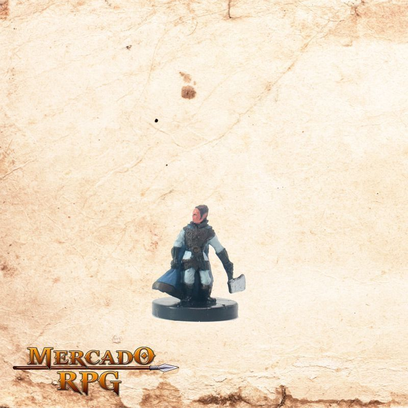 Cleric of Garl Glittergold - Sem carta  - Mercado RPG