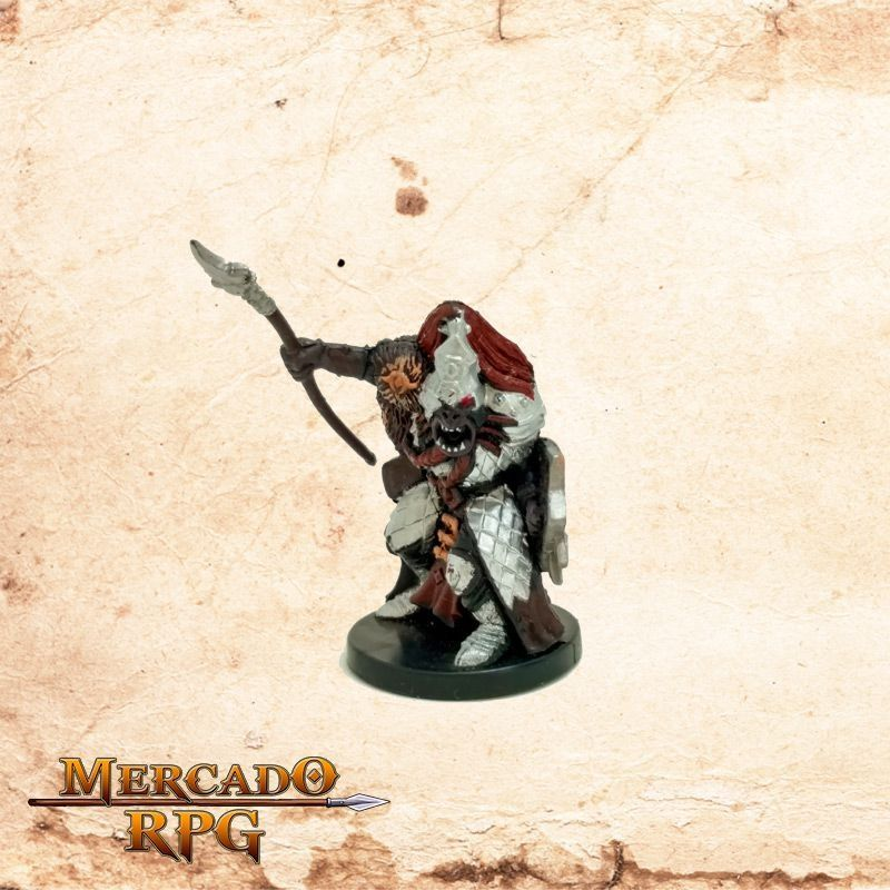Cleric of Gruumsh - Com carta  - Mercado RPG