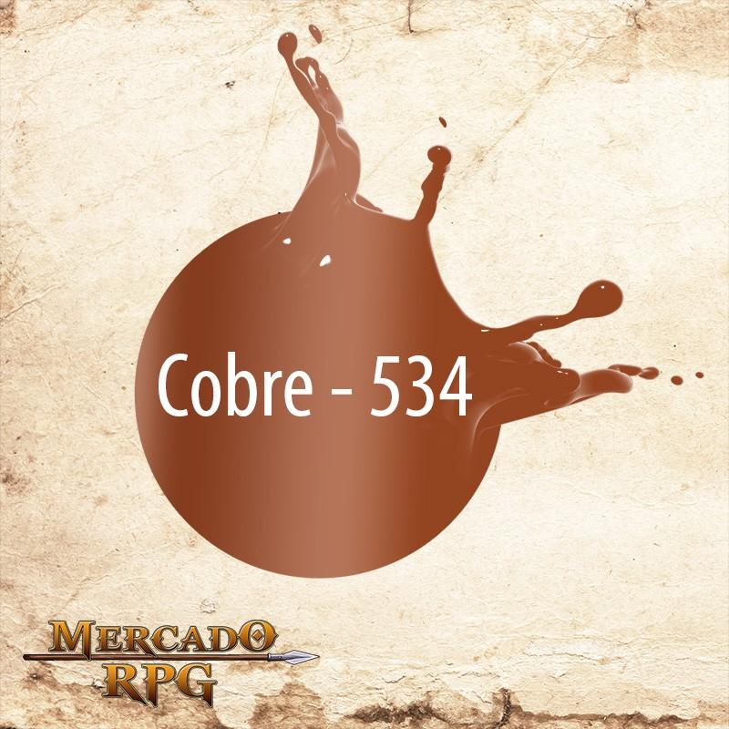Cobre - 534  - Mercado RPG