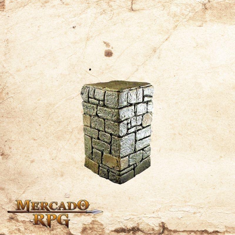 Coluna de Tijolos  - Mercado RPG