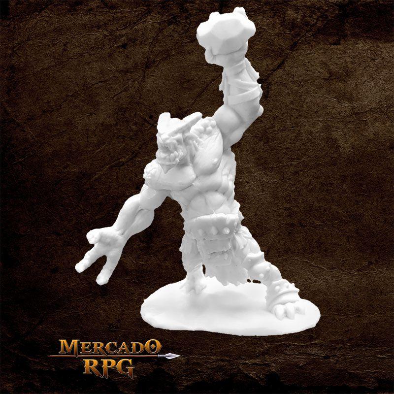 Ice Troll - Miniatura RPG