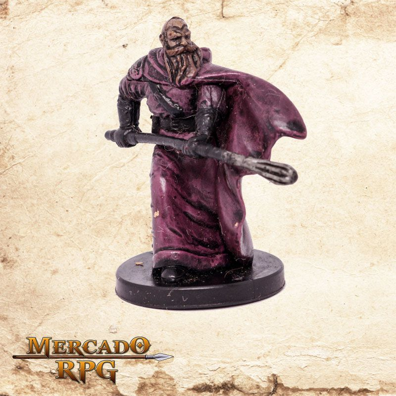 Cormyrean War Wizard  - Mercado RPG