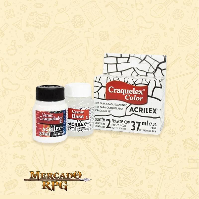 Craquelex Color - 37ML  - Mercado RPG
