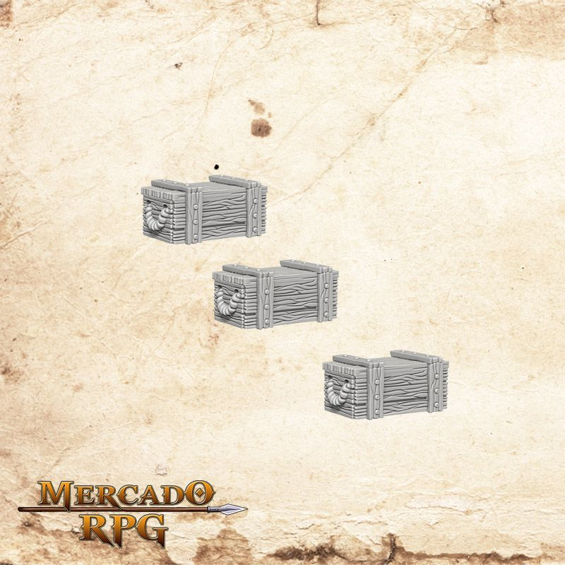 Crates  - Mercado RPG