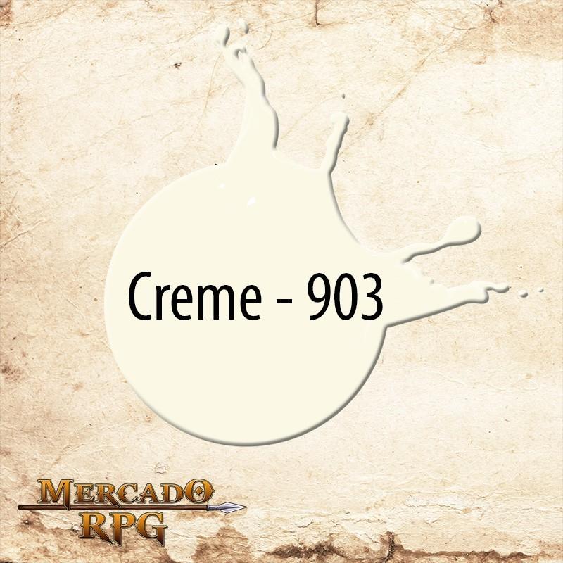 Creme 903 - Tinta Acrílica Fosca Nature Colors 60ml - Acrilex - RPG