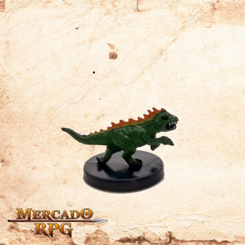 Crested Felldrake - Com carta  - Mercado RPG