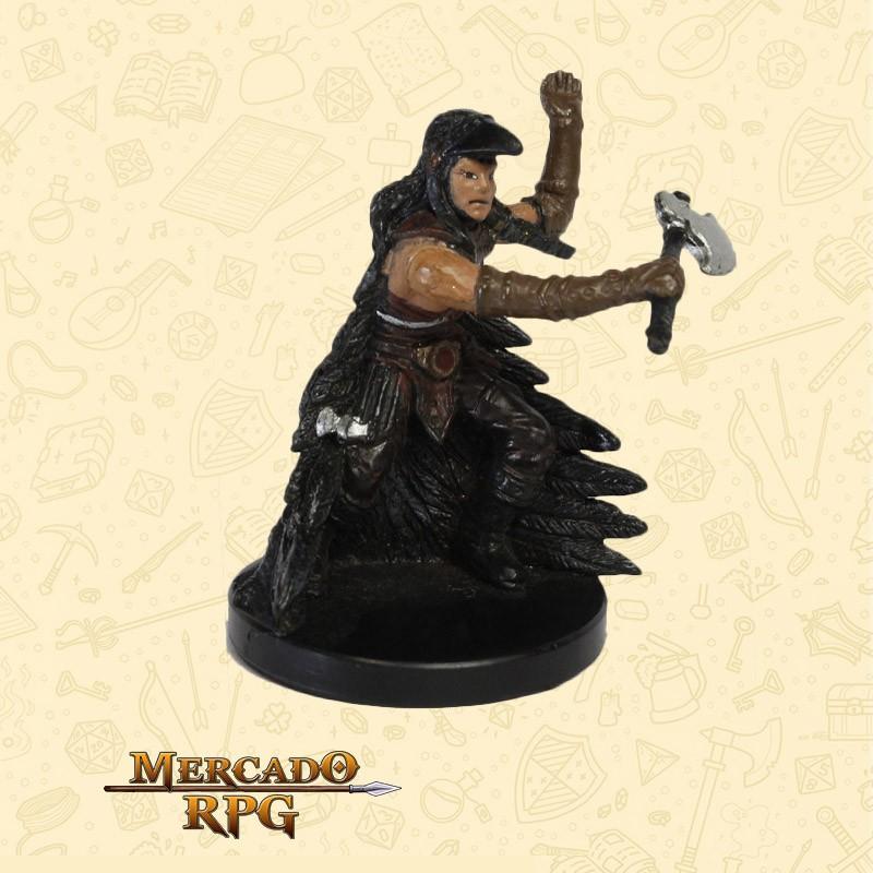 Crow Shaman - Miniatura RPG
