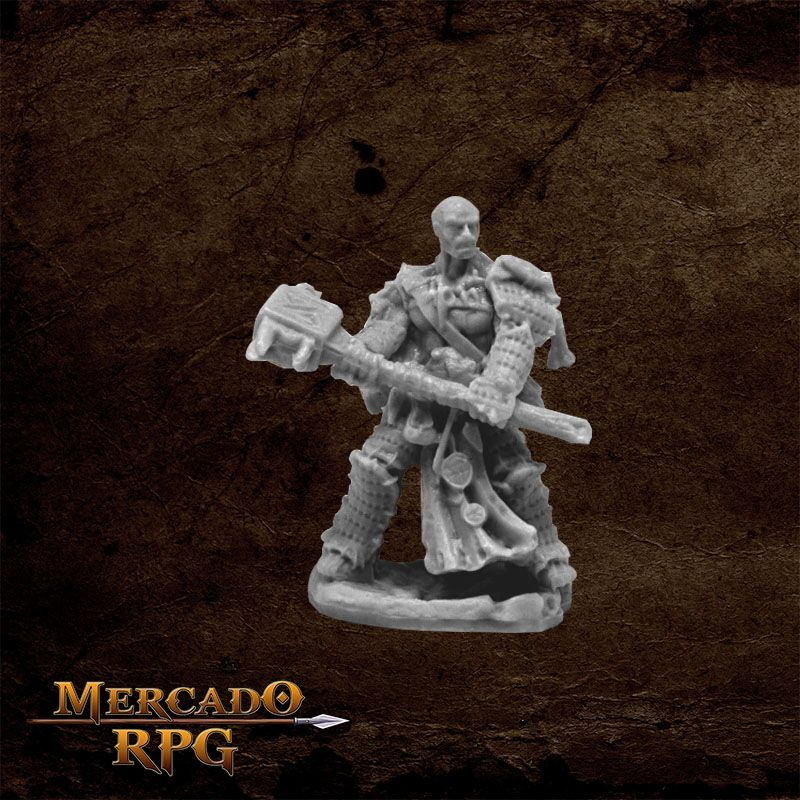 Crowe, Iconic Bloodrager   - Mercado RPG