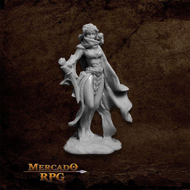 Cultist C - Miniatura RPG  - Mercado RPG