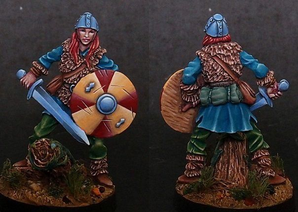 Dagmar of the Shield  - Mercado RPG