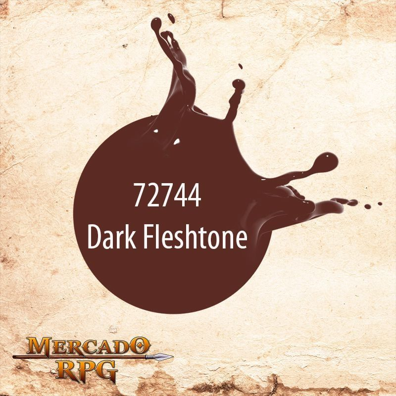 Dark Fleshtone 72.744  - Mercado RPG