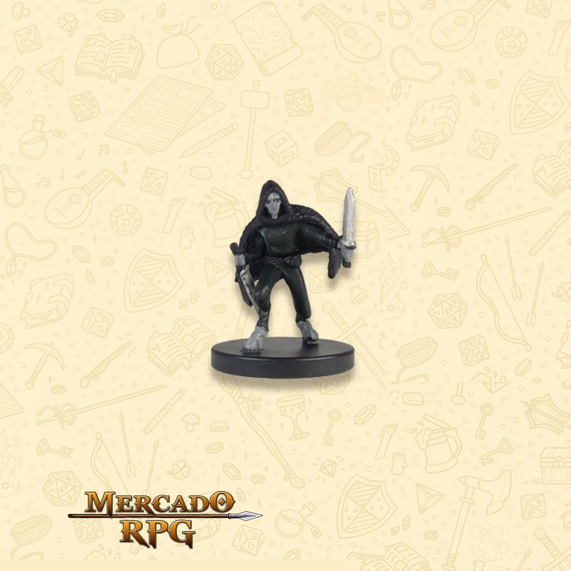 Darkling B - Miniatura RPG