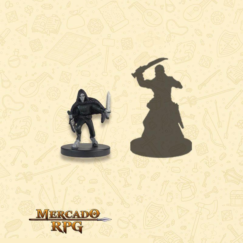 Darkling B - Miniatura RPG  - Mercado RPG
