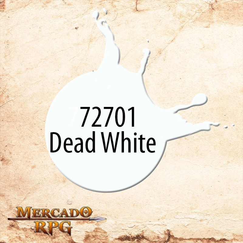 Dead White 72.701  - Mercado RPG