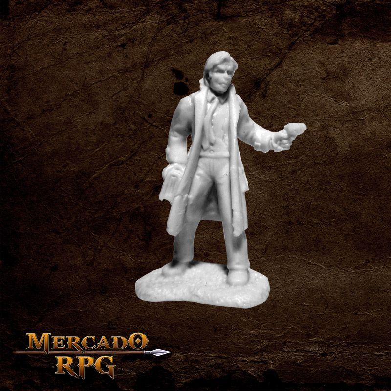 Deadlands Noir: Occult Detective  - Mercado RPG