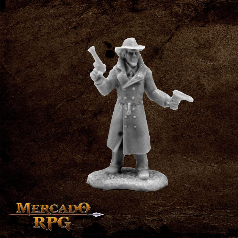 Deadlands Noir: Stone  - Mercado RPG