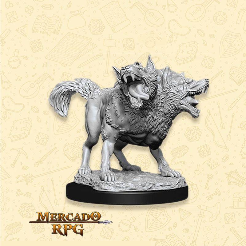 Death Dog A - Miniatura RPG  - Mercado RPG