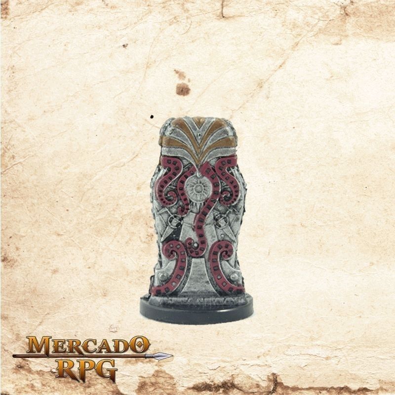 Deathgrasp Sacorphagus - Com carta  - Mercado RPG